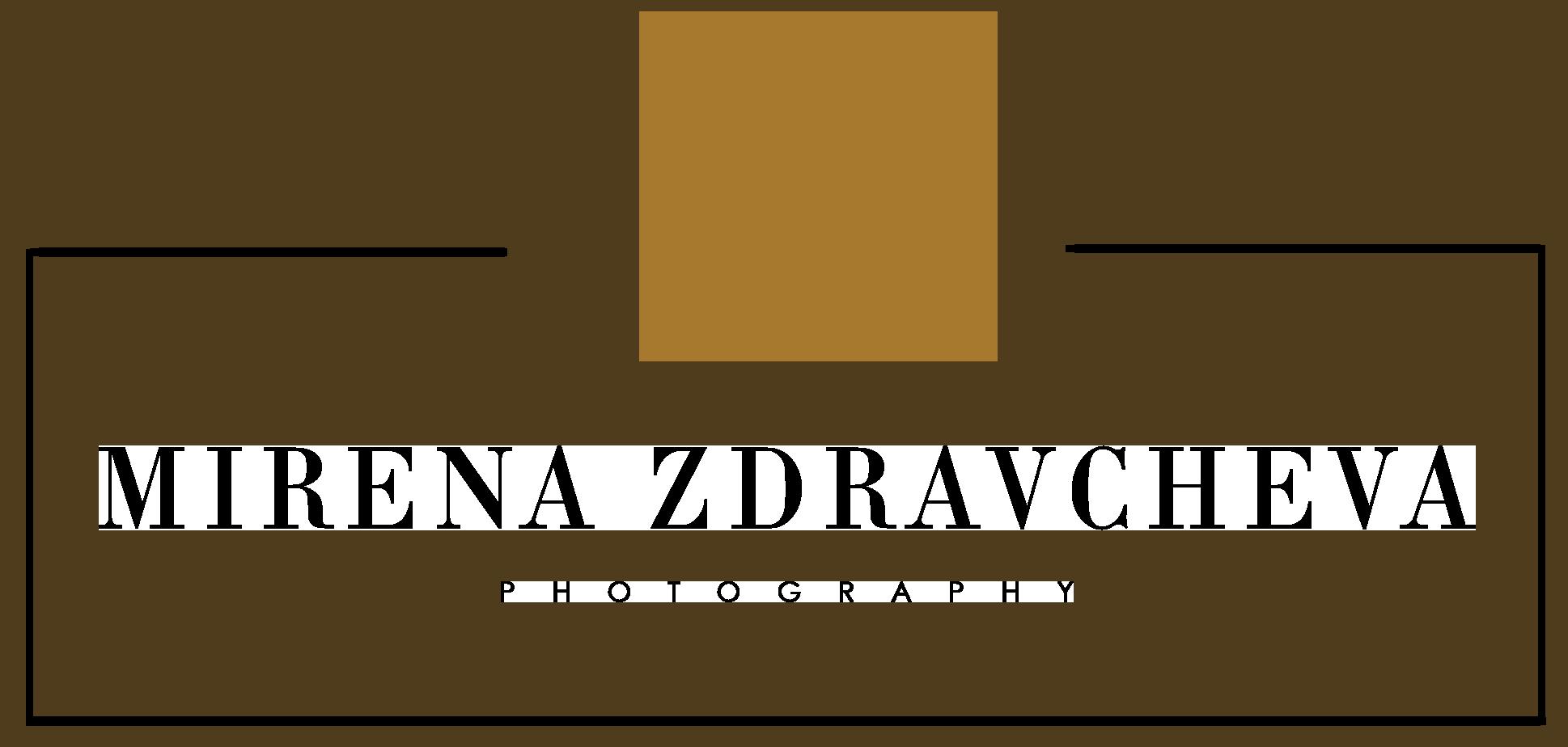 Mirena Zdravcheva Photography Logo